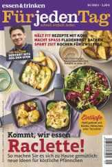 essen&trinken für jeden Tag (Digital) Subscription January 1st, 2021 Issue