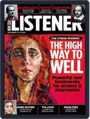 New Zealand Listener (Digital) Subscription December 1st, 2020 Issue
