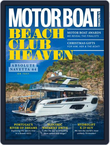 Motor Boat & Yachting (Digital) January 1st, 2021 Issue Cover