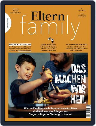 Eltern Family January 1st, 2021 Digital Back Issue Cover