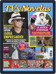 TV y Novelas México (Digital) Subscription December 7th, 2020 Issue