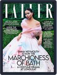 Tatler UK (Digital) Subscription January 1st, 2021 Issue
