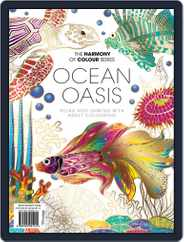 Colouring Book: Ocean Oasis Magazine (Digital) Subscription December 7th, 2020 Issue