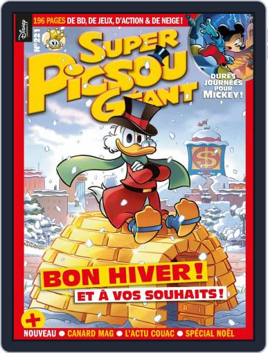Super Picsou Géant (Digital) December 1st, 2020 Issue Cover