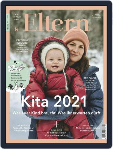 Eltern January 1st, 2021 Digital Back Issue Cover