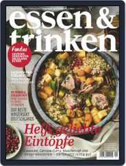 essen&trinken (Digital) Subscription January 1st, 2021 Issue