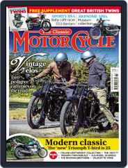 The Classic MotorCycle (Digital) Subscription November 1st, 2020 Issue