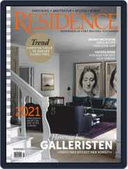 Residence (Digital) Subscription January 1st, 2021 Issue