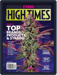 High Times (Digital) Subscription December 1st, 2020 Issue