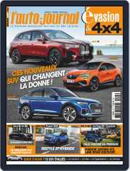 L'Auto-Journal 4x4 (Digital) Subscription January 1st, 2021 Issue
