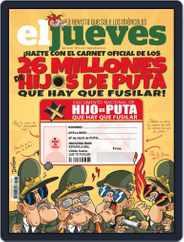 El Jueves (Digital) Subscription December 8th, 2020 Issue