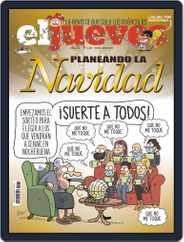 El Jueves (Digital) Subscription December 1st, 2020 Issue