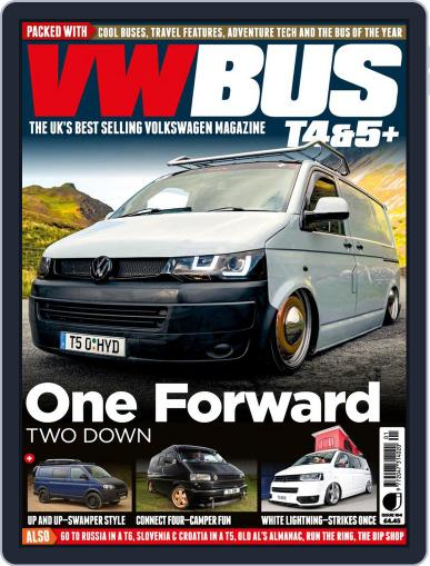 VW Bus T4&5+ (Digital) November 26th, 2020 Issue Cover