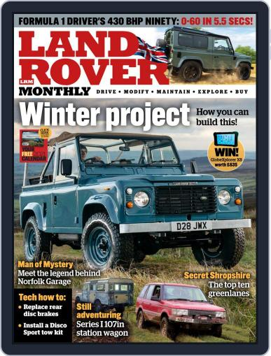 Land Rover Monthly December 2nd, 2020 Digital Back Issue Cover