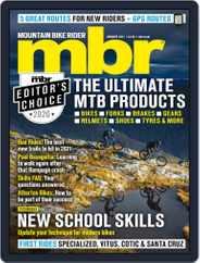 Mountain Bike Rider (Digital) Subscription January 1st, 2021 Issue