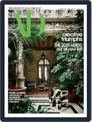 Architectural Digest (Digital) Subscription January 1st, 2021 Issue