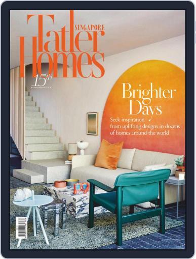 Tatler Homes Singapore December 1st, 2020 Digital Back Issue Cover