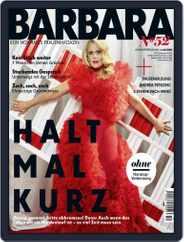 Barbara (Digital) Subscription January 1st, 2021 Issue