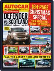 Autocar (Digital) Subscription December 9th, 2020 Issue