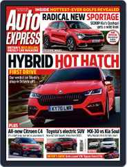 Auto Express (Digital) Subscription December 9th, 2020 Issue