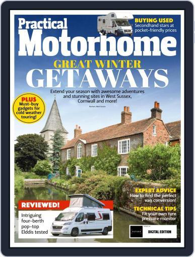 Practical Motorhome (Digital) February 1st, 2021 Issue Cover