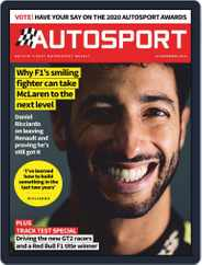 Autosport (Digital) Subscription November 26th, 2020 Issue