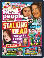 Real People (Digital) Subscription December 17th, 2020 Issue