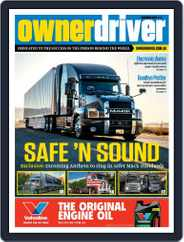 Owner Driver (Digital) Subscription December 1st, 2020 Issue