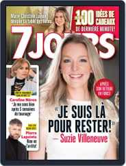 7 Jours (Digital) Subscription December 18th, 2020 Issue