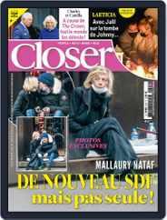 Closer France (Digital) Subscription December 2nd, 2020 Issue