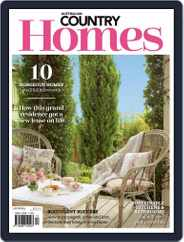 Australian Country Homes (Digital) Subscription October 1st, 2020 Issue