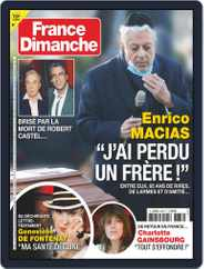France Dimanche (Digital) Subscription December 11th, 2020 Issue