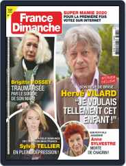 France Dimanche (Digital) Subscription December 4th, 2020 Issue