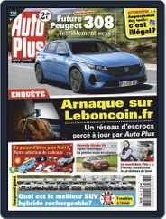 Auto Plus France (Digital) Subscription December 11th, 2020 Issue