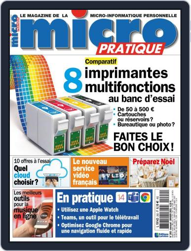 Micro Pratique (Digital) January 1st, 2021 Issue Cover