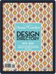 Condé Nast House & Garden Design Directory Magazine (Digital) Subscription October 28th, 2019 Issue