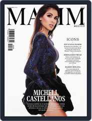 Maxim México (Digital) Subscription December 1st, 2020 Issue