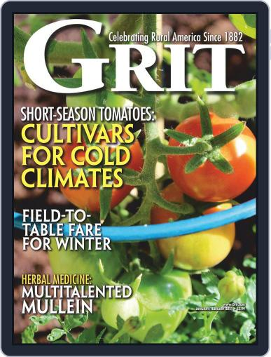 Grit January 1st, 2021 Digital Back Issue Cover