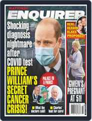 National Enquirer (Digital) Subscription December 14th, 2020 Issue