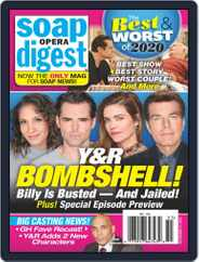 Soap Opera Digest (Digital) Subscription December 21st, 2020 Issue