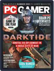 PC Gamer United Kingdom (Digital) Subscription January 1st, 2021 Issue