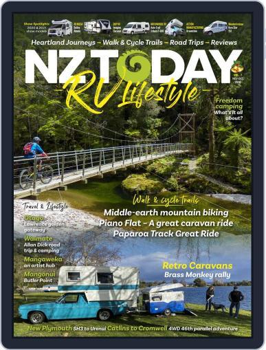 RV Travel Lifestyle (Digital) November 1st, 2020 Issue Cover