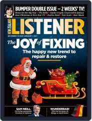 New Zealand Listener (Digital) Subscription December 19th, 2020 Issue