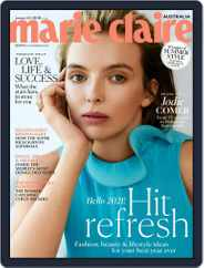 Marie Claire Australia (Digital) Subscription January 1st, 2021 Issue