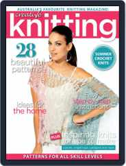 Creative Knitting (Digital) Subscription December 1st, 2020 Issue