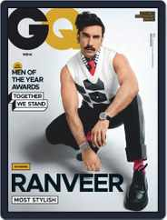GQ India (Digital) Subscription December 1st, 2020 Issue