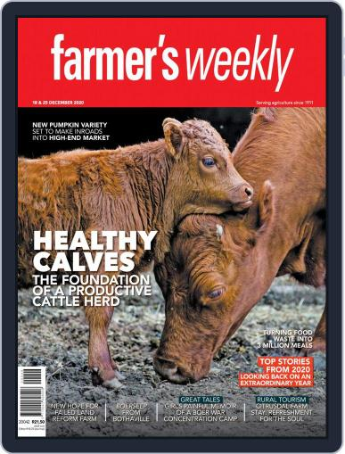 Farmer's Weekly December 18th, 2020 Digital Back Issue Cover