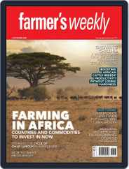 Farmer's Weekly (Digital) Subscription November 6th, 2020 Issue