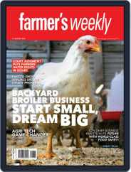 Farmer's Weekly (Digital) Subscription August 21st, 2020 Issue