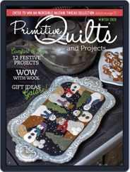 Primitive Quilts And Projects (Digital) Subscription October 12th, 2020 Issue